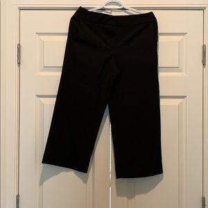 George cropped trouser